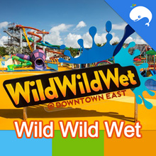 【Weekend Go Where】Wild Wild Wet Downtown East Water Park one day electronic e ticket admission pass