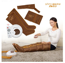[GAPO]GAPO Multi5 Air Compression Massager Leg + Feet + Calf Therapy Massager