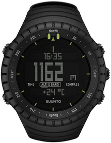 Suunto SS014279010 Core All Black Military Mens Outdoor Sports Watch