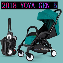 FREE10 GIFTS★2018 Lastest Version★Baby YOYA Baby Cabin Travel Stroller Easy for Travel Foldable Pram