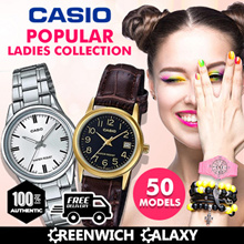 *CASIO AUTHENTIC* POPULAR LADIES WATCH SERIES!
