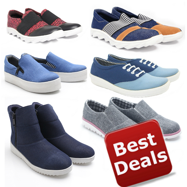 BEST DEALS Dr.Kevin Women Sneakers shoes Deals for only Rp199.950 instead of Rp199.950