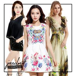 [Special Sale] LOCAL SELLER PLUS SIZE DRESSES