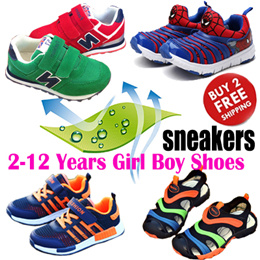 Girl Boy Kids Sports Shoes/Non-slip Sneakers/Casual Shoes/Summer Sandles/ Ventilate/ High Quality