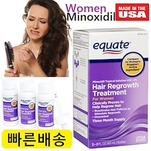 Minoxidil Women#39s / Free Shipping / Prior to order ships same day