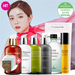 The Skin House Wrinkle Elasticity: Three Popular Items + Three Gifts and Three Gifts (811512137)