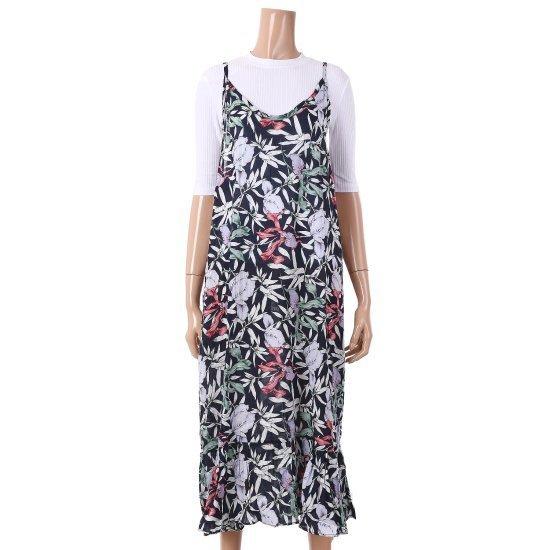 アベク集めAZ176O307ハワイビーチワンピース 面ワンピース/ 韓国ファッション