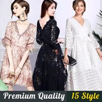 Louisse Scarlett Collection - Korean Style Premium Ellegant Dress for Ladies