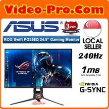 Asus ROG Swift PG258Q 24.5Inch 1ms (GTG) 240 Hz NVIDIA G-Sync Frameless Gaming Monitor