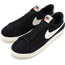 [Japanese genuine] NIKE Nike sneakers Women's WMNS BLAZER LOW SD Women's blazers Low suede (AA3962-006)