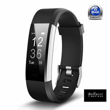 Bellucci Latest 2017 Fitness Tracker/ Smart Wristband  ID115HR PLUS  With Multiple Sports Mode