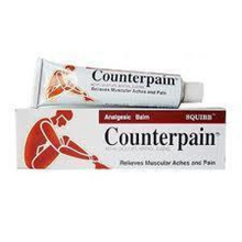 Counterpain 120g (relieves Muscular Aches  Pains) X 10 TUBES