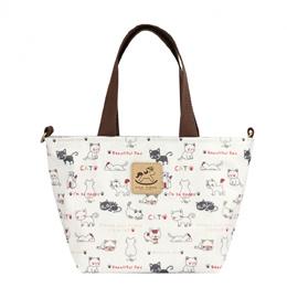 Uma hana Waterproof Tote Bag (S) with Strap   UMA156