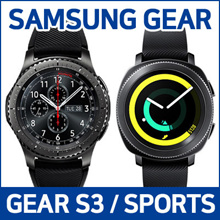 [$10 PROMO!!!] SAMSUNG Gear Sport / Gear S3 Frontier / Classic ★ Smart Watch / GPS Sports Band