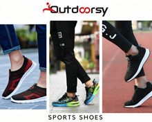 [Outdoorsy] Womens Sports Shoes Running Shoes Gym Shoes Jogging Shoes
