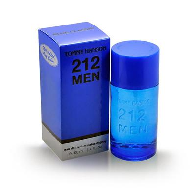 Tommy Hanson 212 Men Blue Classic