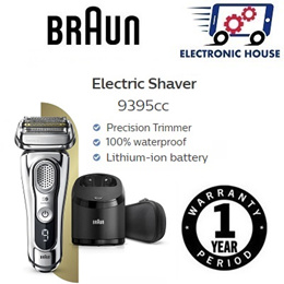 ★ Braun Series 9 9395cc Men Electric Shaver ★ (1 Year Singapore Warranty)
