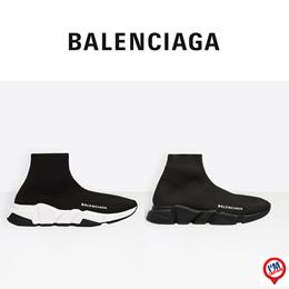 [Balenciaga 일본정품] 19ss 발렌시아가 스피드러너 남녀공용 블랙+화이트 / made in italy / 무료배송 / 관.부가세포함가