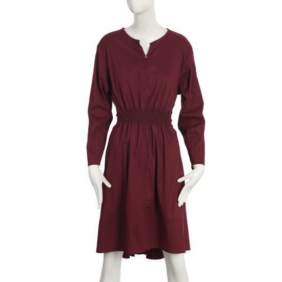 エスソレジア腰バンディングナチュラル・ワンピースSOG9WOP060 面ワンピース/ 韓国ファッション