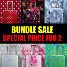 ★ 2 LUGGAGE BUNDLE DEALS ★ Mix and Match at Special Price