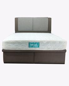 STORAGE BED + MATTRESS PACKAGE