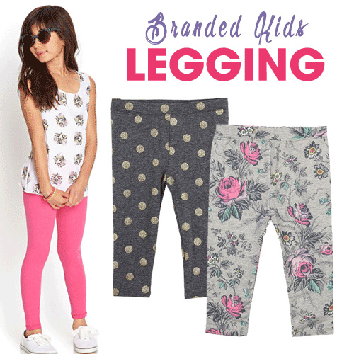 [Millenia ID] Branded Toddler Legging Katun Deals for only Rp49.000 instead of Rp55.682