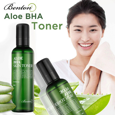BENTON Aloe BHA Toner Deals for only Rp187.550 instead of Rp187.550
