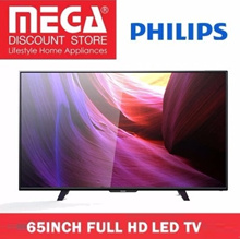 PHILIPS 65PFT5250 65INCH FULL HD LED TV / DVB-T2 / FREE WALL MOUNT + INSTALLATION / LOCAL WARRANTY