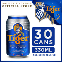 Tiger Beer 330ml x 30 Cans