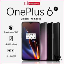 Group buy  **Collect immediately **Oneplus 6T 6+128/8+128/8+256/10+256 Oxygen OS 3Month Free Warrant
