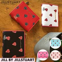 [JILLSTUART] Free shipping All Flat PriceWomens Half Wallet 11TYPE ACC Diamond heart Pattern Medium