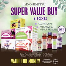 💟 Super Value Buy 💟 (Bundle of 6 boxes) PlumJuice/Beauty/BB Drink/BustUp/UV Bright