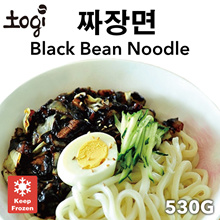 Black Bean Noodle (JaJangMyeon) 짜장면 - Authentic Korean Home-made taste