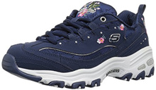 Skechers Women s D Lites-Bright Blossoms Sneaker