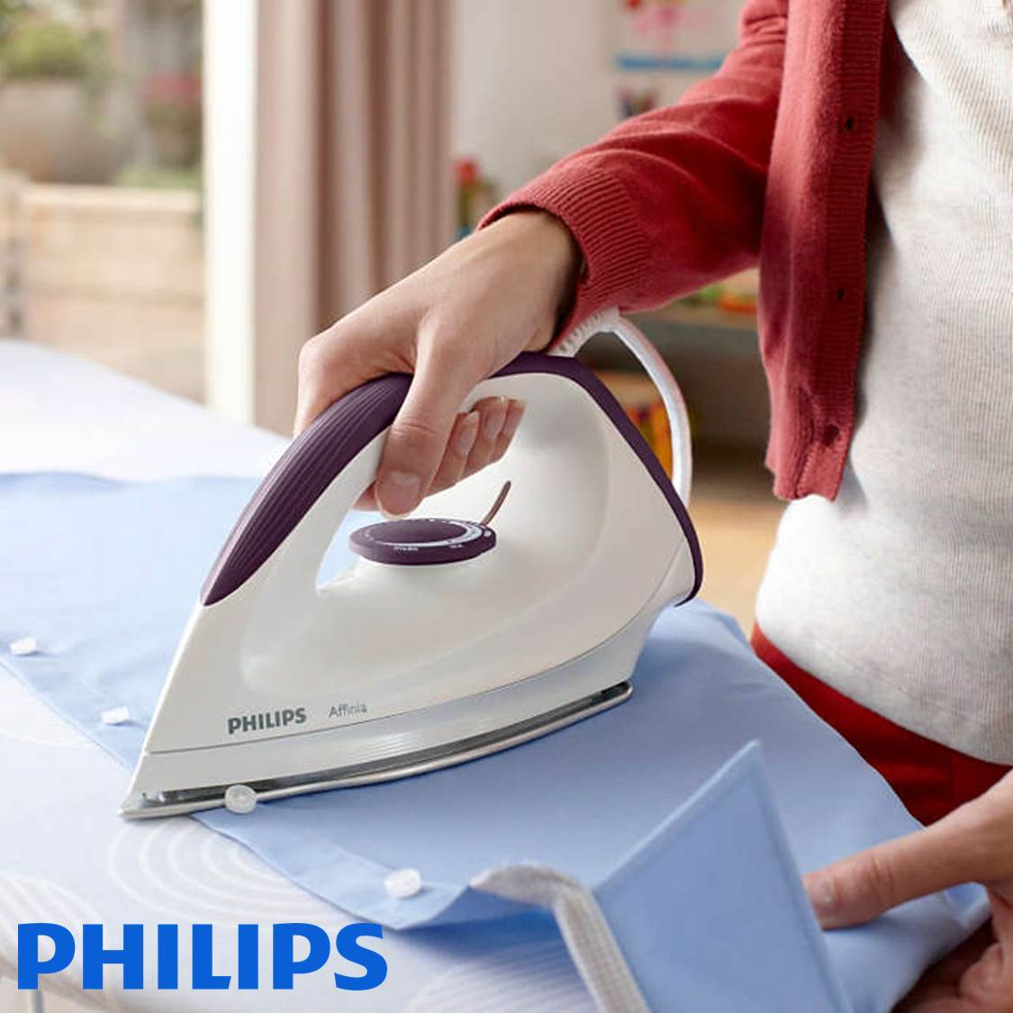 Qoo10 Philips Dry Iron Aneka Ragam Setrika Elektrik Elektronik Philip 1172 Fit To Viewer