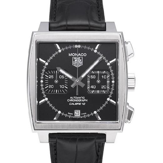 [S$7,275.10][Tag Heuer]TAG Heuer Monaco Chronograph CAW2110.FC6177