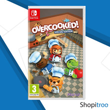 Nintendo Switch Overcooked: Special Edition