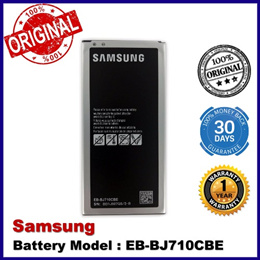 [SG Seller] Original Battery Samsung Galaxy J7 (2016) J710 J710F EB-BJ710CBE Battery