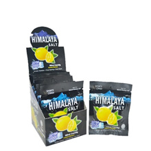 Himalaya Salt Sports Candy - FREE REGISTER MAIL - Extra Cool Lemon (1 box X 12packs X 15g) CHEAPEST