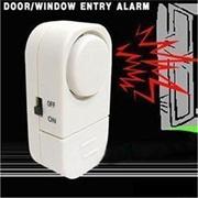 Wireless Home Door Window Motion Detector Sensor Burglar Security Alarm System CC