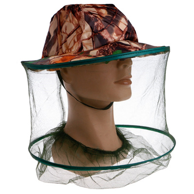 9aa957872007d Mosquito Cap Midge Fly Bug Insect Bee Hat With Net Mesh Head Face Protector Fishing  Hat
