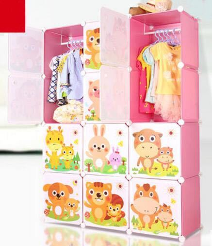 Plastic Bedroom Portable Waredrobes Character 9-12-16 Boxes Deals for only Rp450.000 instead of Rp450.000