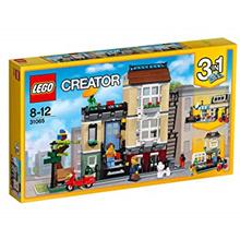 LEGO 31065 Creator 3-in-1: Park Street Townhouse
