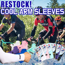 ★SG Delivery★ TOP COOL ARM SLEEVES / arm guard / UV protection / Protect skin / arm sleeve