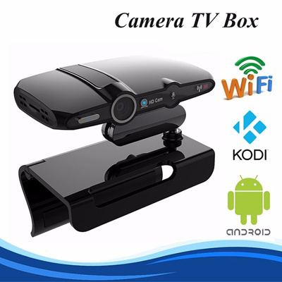 Android Tv Box Allwinner H3 Quad Core Smart TV 1GB 8GB Android 4 4 HDMI OTG  Built in Camera DSP Mic