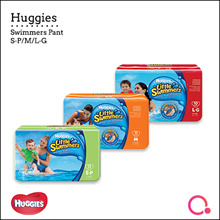 [Kimberly Clark] Huggies Little Swimmer pants | No Diaper Swelling