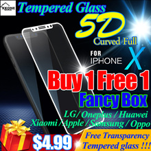 📣 Buy 1 Free 1 📣HD💙Anti-UV💚Spy Privacy Tempered Glass For IPHONE/XIAOMI/SAMSUNG/ONEPLUS/ OPPO/LG