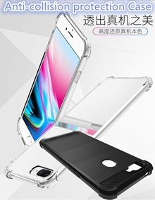 Xiaomi cc9/cc9 se Anti-collision protection Case