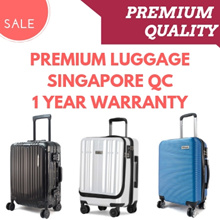 **FREE GIFT WORTH $15.90** Aluminium Frame Luggage With Warranty and Other Premium Luggage