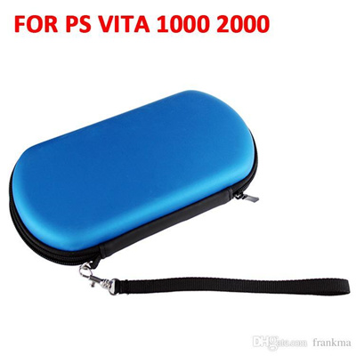 2016 Popular Hard Eva Bag for Playstation PS Vita PSV 1000/2000 Case  Protective Housing Shell